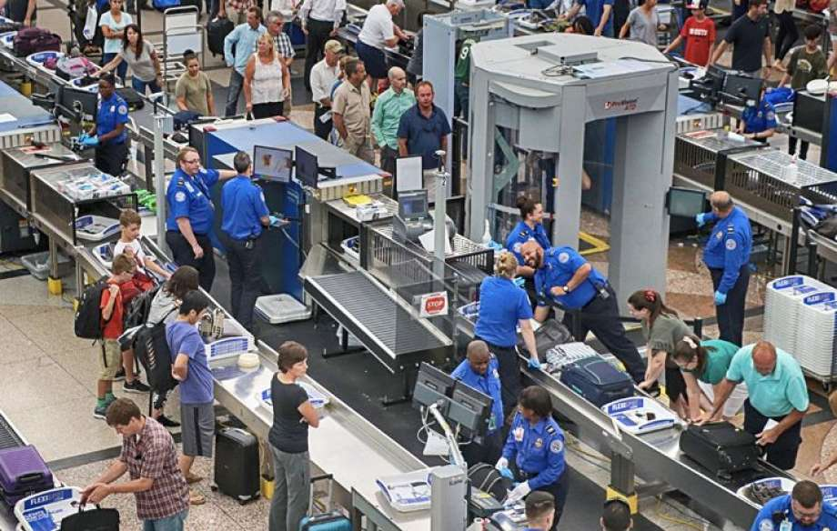 Tale of an Orwellian Nightmare: The TSA Touched me and Fondled my Stuff